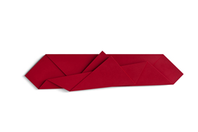 Large Red Folded Flat 01 thumb