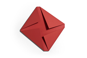Red Folded Flat 02 thumb