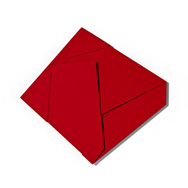 Red Folded Flat 04