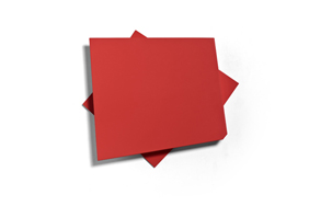 Red Folded Flat 05 thumb