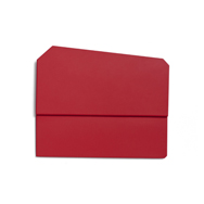 Red Folded Flat 06
