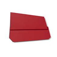 Red Folded Flat 07