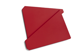 Red Folded Flat 08