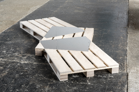 Non Places Pallet Triple S-1017-1 thumb